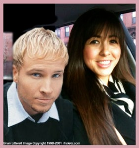 Samantha Chin, Content and Community Manager, FashionPlaytes.com - Love Brian Littrell